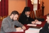В Туровской епархии состоялось епархиальное собрание духовенства
