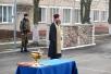 Священник кафедрального собора Архангела Михаила совершил чин освящения оружия
