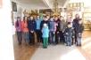 Настоятель храма святого Иоанна Богослова посетил Наровлянскую гимназию