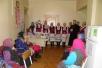 Священник посетил отделение сестринского ухода сельской больницы в д. Симоничи