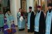 Епископ Туровский и Мозырский Леонид совершил всенощное бдение