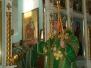 Владыка Леонид возглавил Богослужение в кафедральном соборе Мозыря