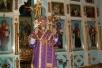 Божественная литургия в Свято-Михайловском кафедральном соборе города Мозыря