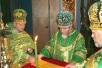 Храм Святой Живоначальной Троицы в городе Ельск