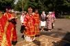 Божественная литургия в храме иконы Божией Матери «Казанская» в г. Калинковичи