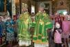 Божественная литургия в храме Святой Живоначальной Троицы д. Глушковичи