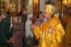 Владыка Леонид совершил всенощное бдение в кафедральном соборе