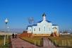 Епископ Туровский и Мозырский Стефан совершил Божественную Литургию в Великих Ав