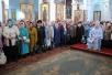Божественная Лиутргия в праздник Благовещения Пресвятой Богородицы