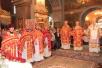 Епископ Черниговский и Нвогород-Северский Амвросий рукоположил во диакона клирик
