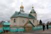 Епископ Туровский и Мозырский Стефан посетил строящийся храм в Домановичах