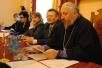 Общеепархиальное собрание в конференц-зале Туровского епархиального Управления