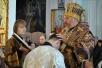 Епископ Туровский и Мозырский Стефан совершил диаконскую хиротонию