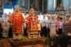 Божественная Литургия в день памяти святого праведного Иоанна Кормянского