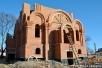 Продолжается возведение кафедрального собора в городе Турове