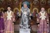 Епископ Туровский и Мозырский Стефан совершил Литургию Преждеосвященных Даров