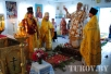 Епископ Туровский и Мозырский Стефан совершил Божественную Литургию в Кирове