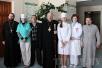 Епископ Туровский и Мозырский Стефан посетил Копцевичский психоневрологический д