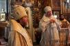 Епископ Туровский и Мозырский Стефан совершил Литургию в Корме