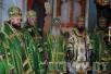 Прославление преподобного Феофана Рыхловского в городе Короп