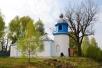 Епископ Туровский и Мозырский Стефан возглавил Богослужение в деревне Васьковка