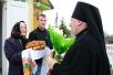 Литургия Преждеосвященных Даров в Наровле
