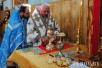 Епископ Туровский и Мозырский Стефан совершил Божественную Литургию в соборе