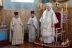 Епископ Туровский и Мозырский Стефан совершил Литургию в Свято-Михайловском кафе