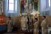 Епископ Туровский и Мозырский Стефан совершил Божественную Литургию