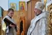 Епископ Туровский и Мозырский Стефан совершил Божественную Литургию в Свято-Миха