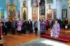 Литургия Преждеосвященных Даров в Свято-Михайловском кафедральном соборе