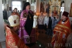 Епископ Туровский и Мозырский Стефан совершил Литургию в Наровле
