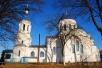 Епископ Туровский и Мозырский Стефан совершил Божественную Литургию в Петрикове