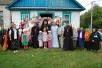 Епископ Туровский и Мозырский Стефан совершил Божественную Литургию в деревне Ри