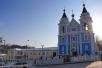 Свято-Михайловский кафедральный собор в Мозыре