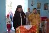 Епископ Туровский и Мозырский Стефан совершил Божественную Литургию в Турове