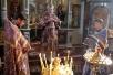 Епископ Туровский и Мозырский Стефан совершил Литургию в Турове