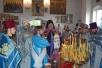Епископ Туровский и Мозырский Стефан совершил Божественную Литургию в Васьковке