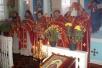 Соборное Богослужение в день памяти святой великомученицы Параскевы Пятницы в де