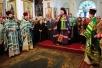 Божественная Литургия в праздник Входа Господня в Иерусалим