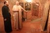 Епископ Нефтекамский и Белебеевский Амвросий посетил Туровское епархиальное упра