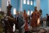 Епископ Туровский и Мозырский Стефан совершил всенощное бдение в Калинковичах