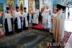 Епископ Туровский и Мозырский Стефан совершил всенощное бдение