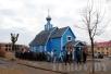 Епископ Туровский и Мозырский Стефан совершил Божественную Литургию в Мозыре
